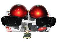"""Автомобильный сигнал """"улитка"""" СА-10100/Еlephant/12V/Ø115mm (Волга 24)"""
