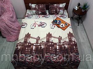 Комплект постельного белья Велосипед