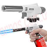 Газовая горелка с пьезоподжигом Flame Gun 920, фото 4