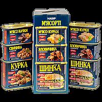 """Набір """"Мясорти"""" PowerBANKa 1480 р"""