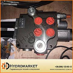 Гидрораспределитель моноблочный 2P80 Вadestnost (тросовое управление)
