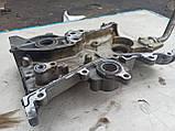 Масляный насос (Крышка) Nissan Almera Classic B10 N16  Primera P11 P12  1.5, 1.6, 1.8 бензин, фото 7