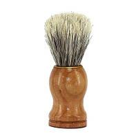 Щітка-помазок для бороди (дерево)