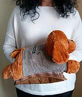 Электрогрелка мягкая игрушка, подушка. Грелка муфта для рук и тела.