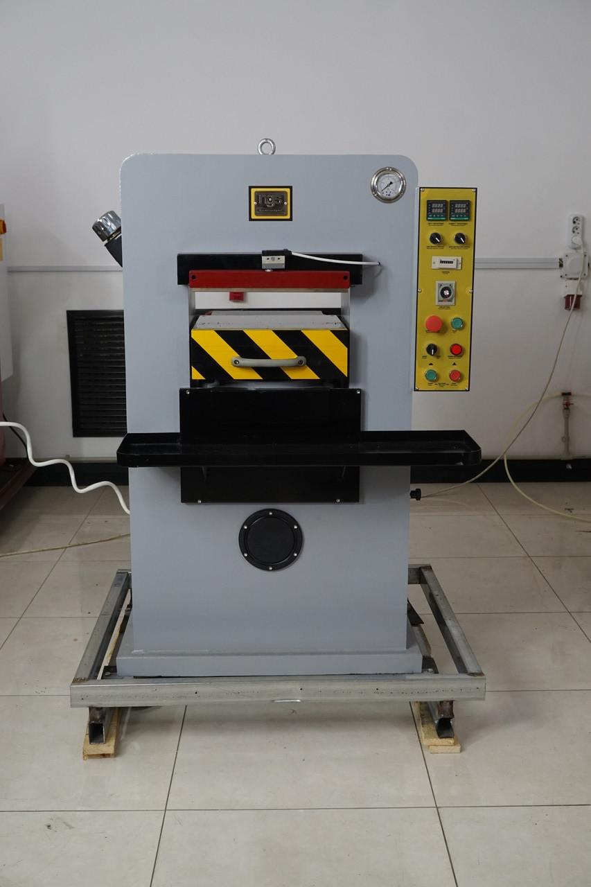 Оборудование для тиснения и перфорации BD120