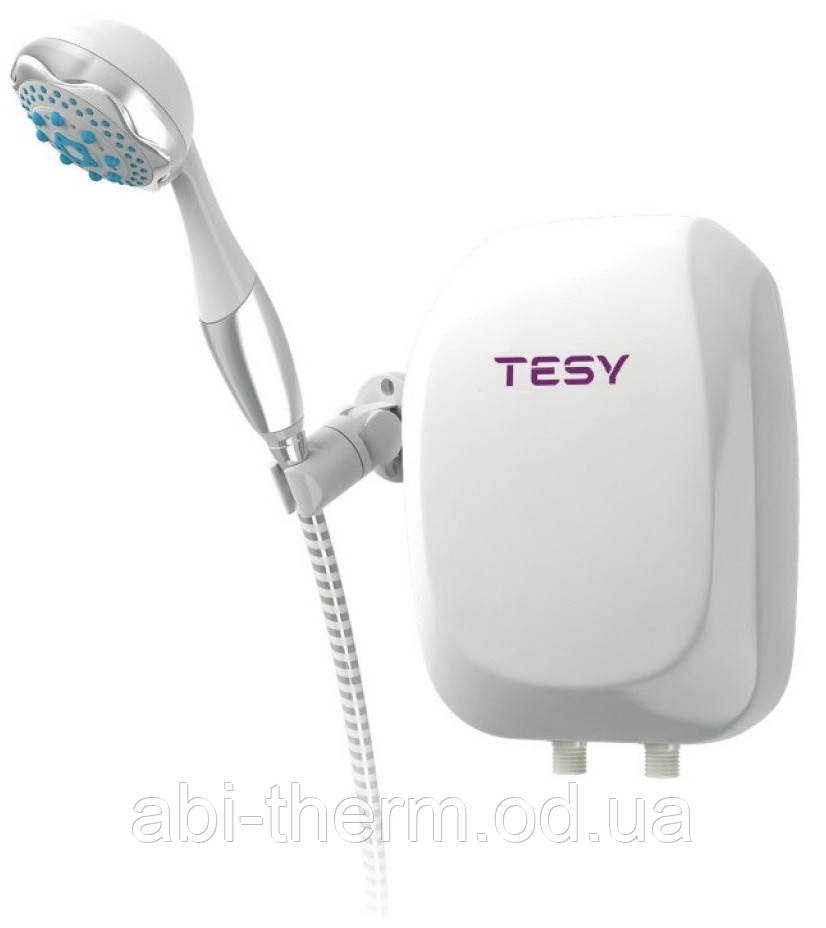 Водонагреватель TESY InstaLine Bath IWH 50 X02 BAH + кран + душ / 301658/300092 /5 kW
