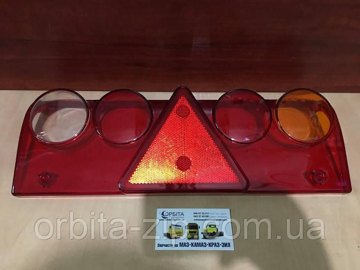 TP02-59-008 Стекло заднего фонаря правого прицепа SCHMITZ Europoint 1 (TEMPEST)