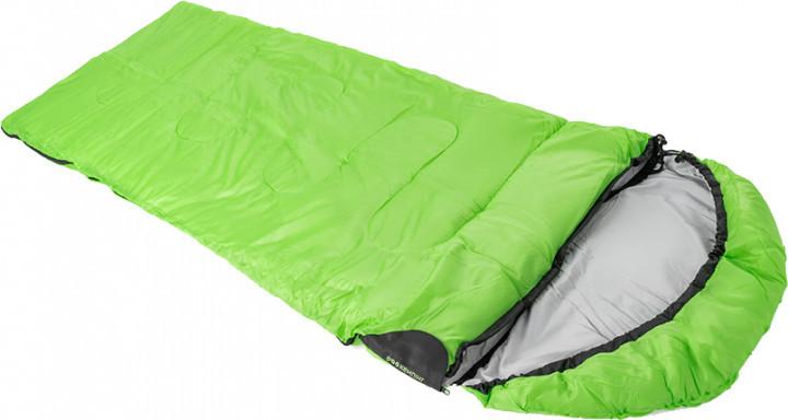 Спальный мешок Кемпинг Peak 200L с капюшоном