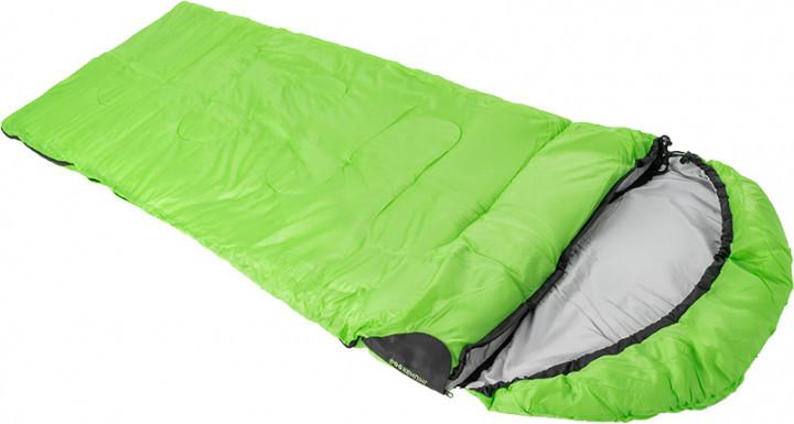 Спальний мішок Кемпінг Peak 200R з капюшоном