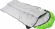 Спальний мішок Кемпінг Peak 200R з капюшоном, фото 3
