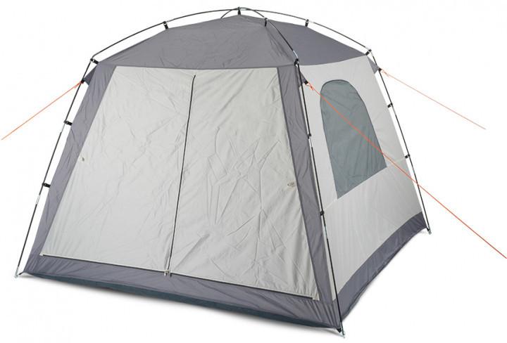Тент Кемпинг туристический Camp Серый