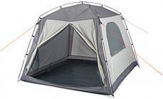 Тент туристичний Кемпінг Camp Сірий, фото 2