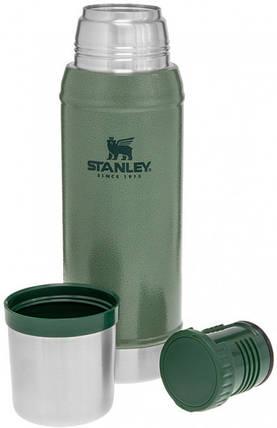 Термос Stanley Legendary Classic 750 мл Hammertone Green, фото 2