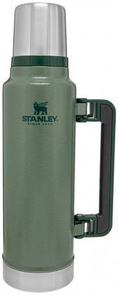 Термос Stanley Legendary Classic 1.4 л Hammertone Green, фото 2