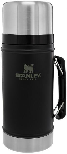 Термос для еды пищевой Stanley Classic Legendary 940 мл Matte Black