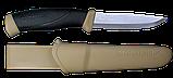 Нож Morakniv Companion Desert нерж. сталь, фото 3