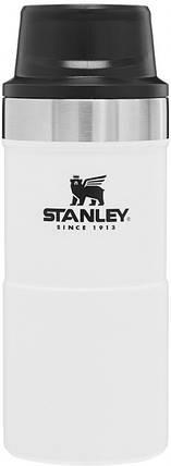Термокружка Stanley Classic Trigger-action 350 мл Polar, фото 2