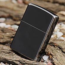 Зажигалка кремневая Zippo Black ICE 150