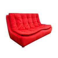 """Офисный диван """"Сити"""" Красный, фото 1"""