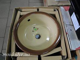 Мийка кухонна керамічна Dolomite mocca