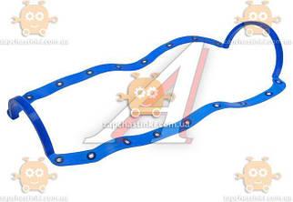 Прокладка піддону двигуна Газель УАЗ УМЗ 4215-4216 (силікон синій) (пр-во ПТП Балакова) М 3826033