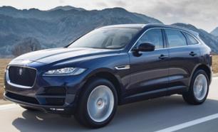 Jaguar F-Pace 2016-