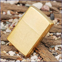 Зажигалка Zippo CLASSIC gold dust 207G
