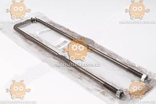 Стрем'янка кузова Газель, ГАЗ 53 внутрішня L=450мм в зборі (гайка 2шт + гровер 2шт) (пр-во ДК) ПРО