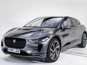 Jaguar I-Pace 2018-