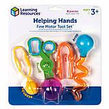 Игровой набор Learning Resources Маленькие ручки Веселые Инструменты (LER5558), фото 2