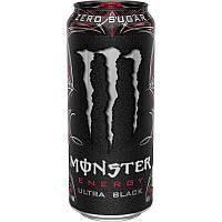 Спортивный напиток Monster Energy Ultra Black, 500 мл