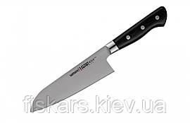 "Нож кухонный Сантоку, 180 мм, Samura ""Pro-S"" (SP-0095)"