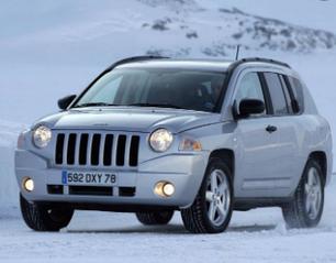 Jeep Compass І 2006-