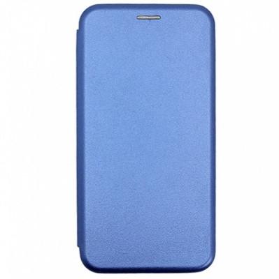 Чехол-книжка Premium Leather Xiaomi Mi 9 Lite - Синий