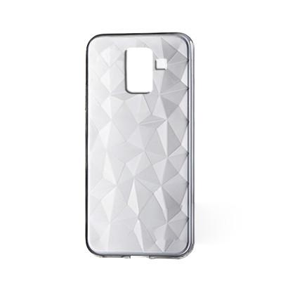 Силиконовый чехол Crystal Samsung J600 Galaxy J6 2018