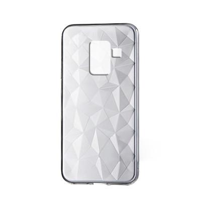 Силиконовый чехол Crystal Samsung A600 Galaxy A6 2018