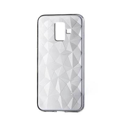 Силиконовый чехол Crystal Samsung J610 Galaxy J6 Plus
