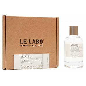 Парфюмерная вода унисекс Le Labo Rose 31 (Original Quality)