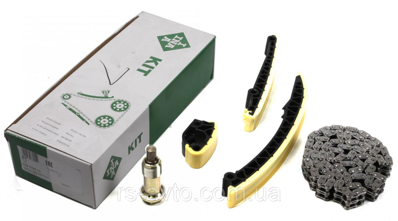 Комплект цепи ГРМ MB Sprinter (901-906)/Vito (W638) 2.2CDI 00- (цепь, башмак, натяжитель)
