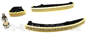 Комплект цепи ГРМ MB Sprinter (901-906)/Vito (W638) 2.2CDI 00- (цепь, башмак, натяжитель), фото 2