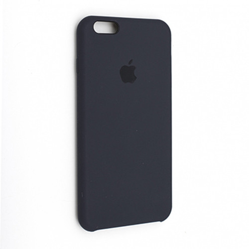 Чехол Original Soft Case iPhone 6/6S (08) Midnight Blue
