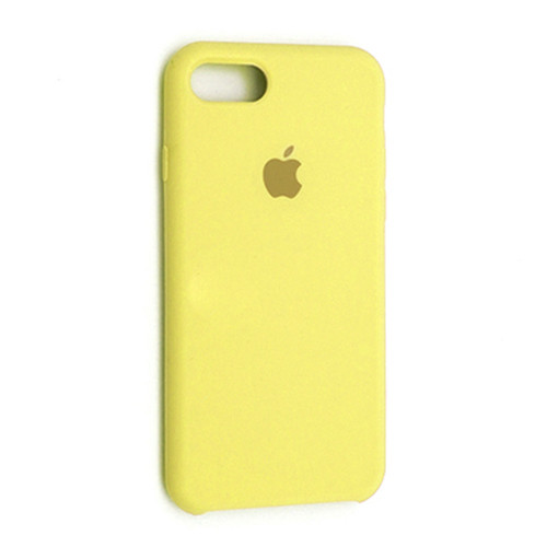 Чехол Original Soft Case iPhone 7/8 (32) Flash Yellow
