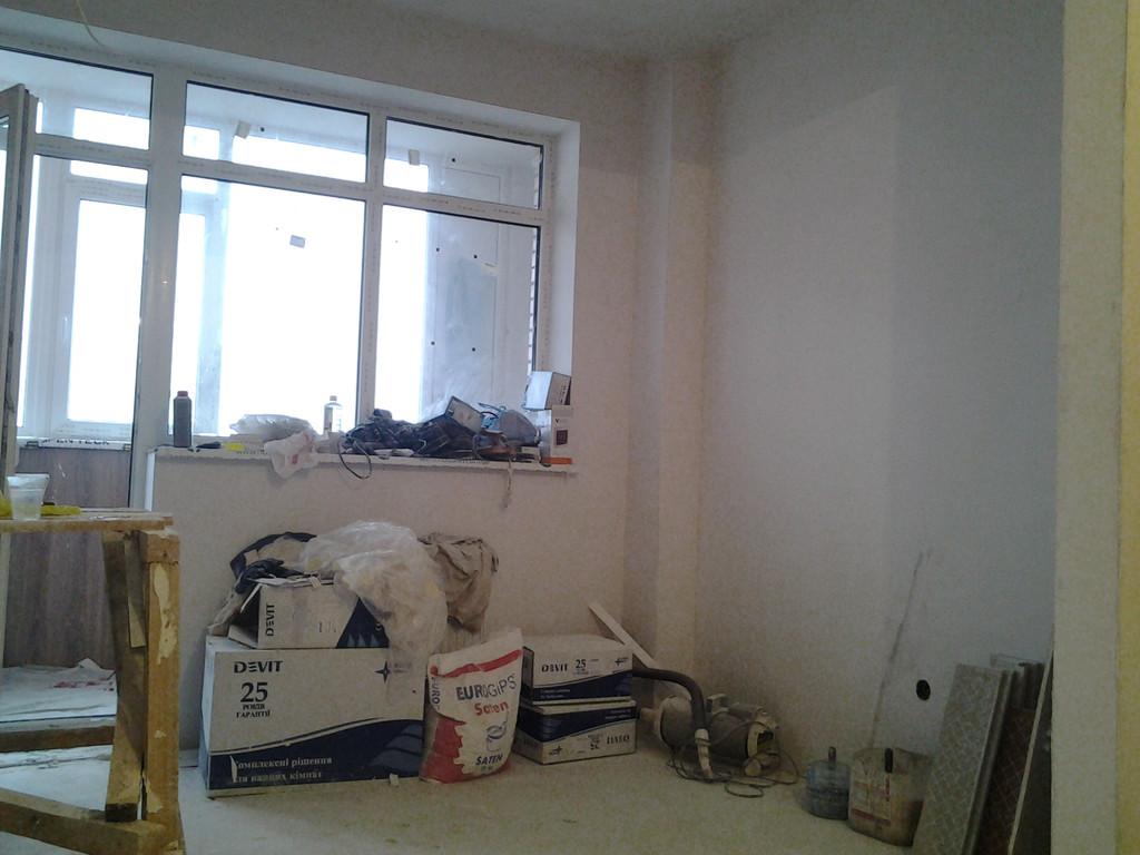 Ремонт квартиры в новострое м.Научная