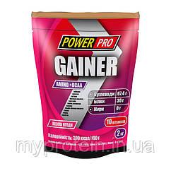 Power Pro Гейнер павер про Gainer (2 кг )
