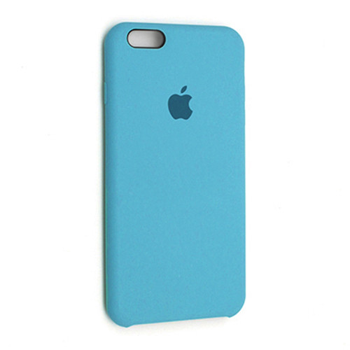 Чехол Original Soft Case iPhone 6/6S (16) Light Blue