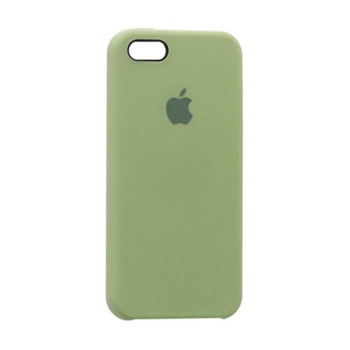 Чехол Original Soft Case iPhone 6/6S (01) Mint