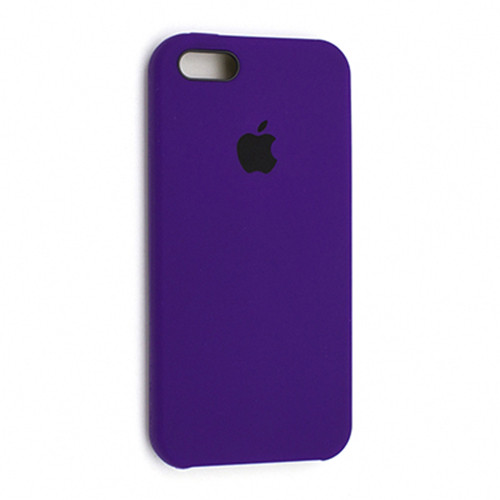Чехол Original Soft Case iPhone 6/6S (30) Ultra Violet