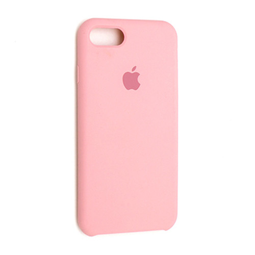 Чехол Original Soft Case iPhone 7/8 (06) Light Pink