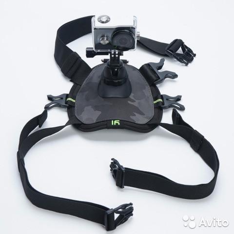 Крепление Xiaomi YI Pet Mount (YI-88124) для животных