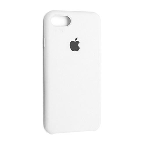 Чехол Original Soft Case iPhone 7/8 (09) White